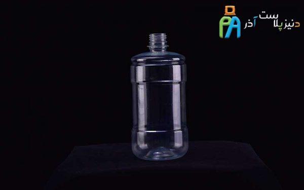 بطری ۱ لیتری گرد دهانه ۲۸